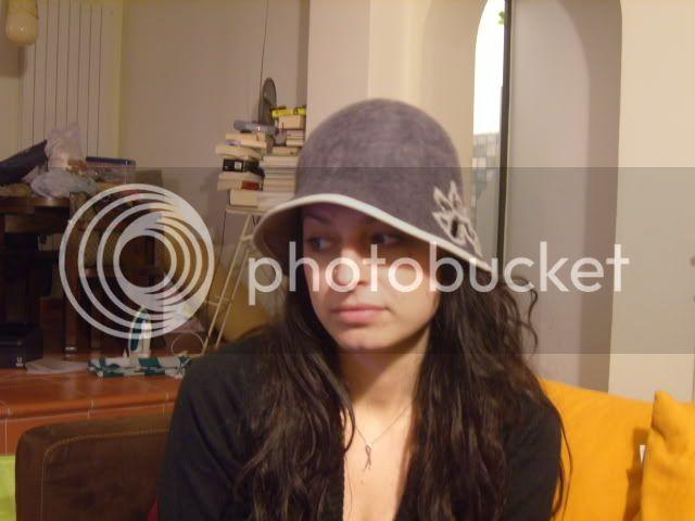 Cappelli in feltro fatto a mano- con tesa SS100591