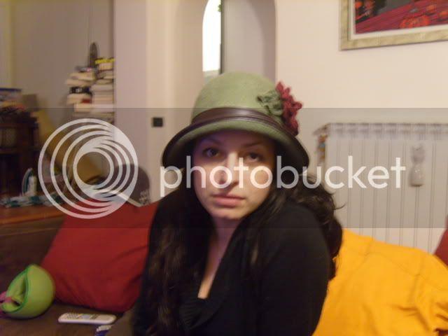 Cappelli in feltro fatto a mano- con tesa SS100606