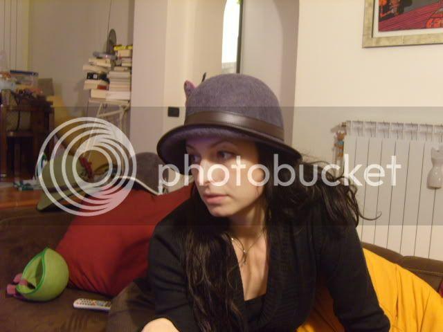 Cappelli in feltro fatto a mano- con tesa SS100610