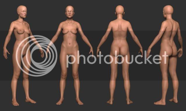Pose in Piedi (Immagini) Nudodonna