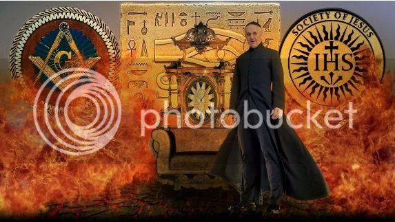 La première Guerre mondiale et la formidable idée d'Europe selon les Jésuites et l'oligarchie mondialiste Partie  1 1 PopeFrancisRomanusJesuit_zps7042b462