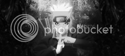 Alguns trabalhos Naruto