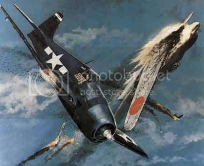 Grumman F6F-5 Hellcat MINSI III - Academy 1/72 Minsi-IIDF