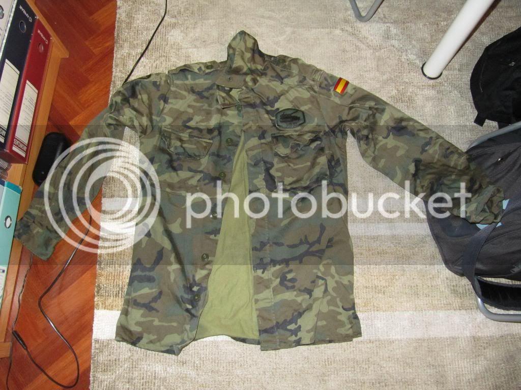 Venta de réplica, chaleco y uniforme. IMG_0738