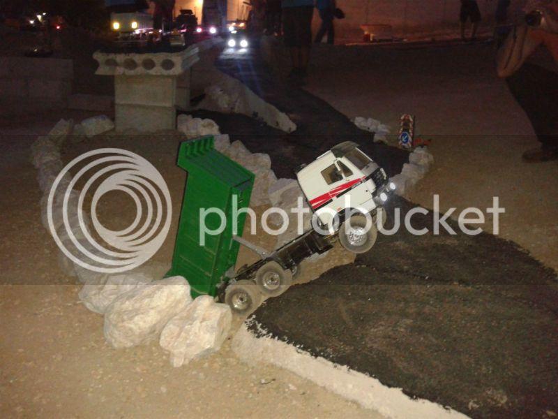 Merceder Dumper 6x6 - Página 2 Accidentededescarga