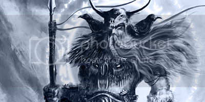 → Dioses & Semidioses Nórdicos Odin