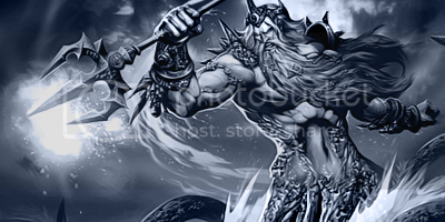 → Dioses & Semidioses Griegos Poseidon