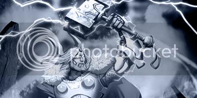 → Dioses & Semidioses Nórdicos Thor