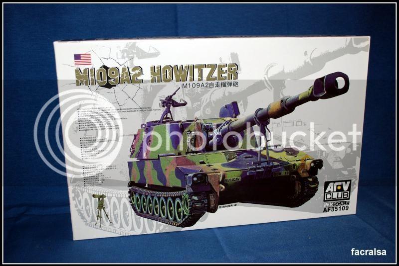 M109A2 HOWITZER (AFV Club 35109) 002