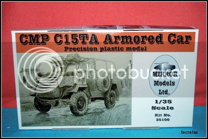 CMP C15TA Armored Car de ( Mirror Models 35100) 35100%20C15TA%20Armored%20Car