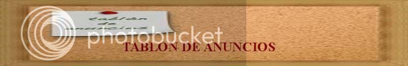 2) TABLON DE ANUNCIOS