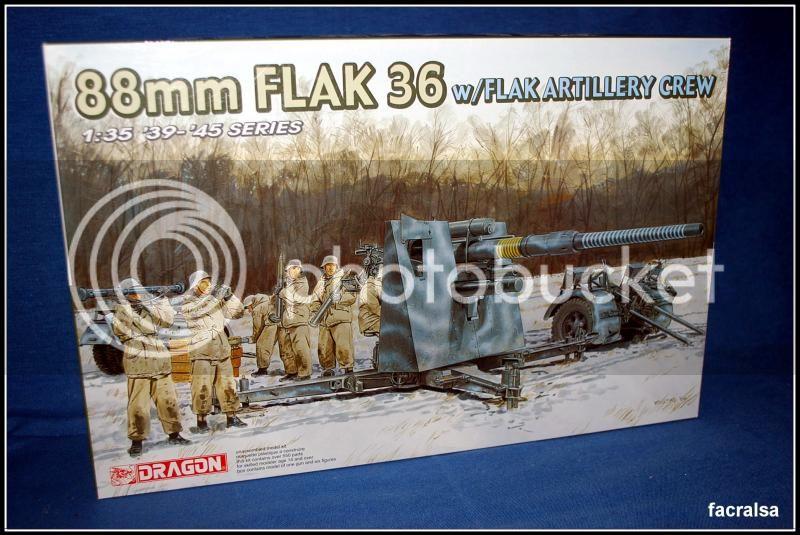 Anti-Aereo 88mm Flak 36/37  002