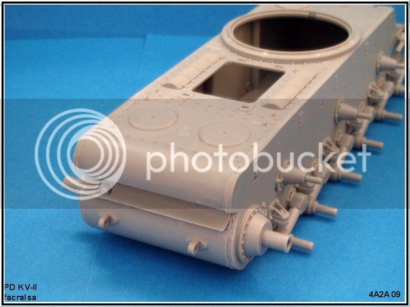 Proyecto KV-2 4A2APDKV-II09