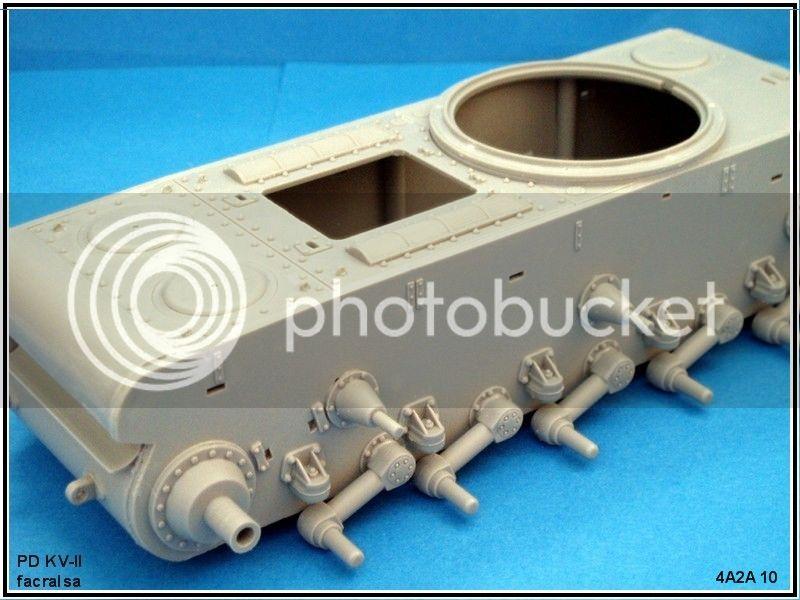 Proyecto KV-2 4A2APDKV-II10