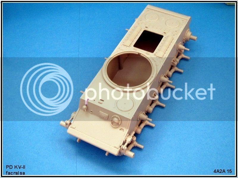 Proyecto KV-2 4A2APDKV-II15