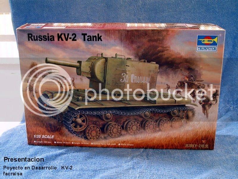 Proyecto KV-2 PresentacionKV-201