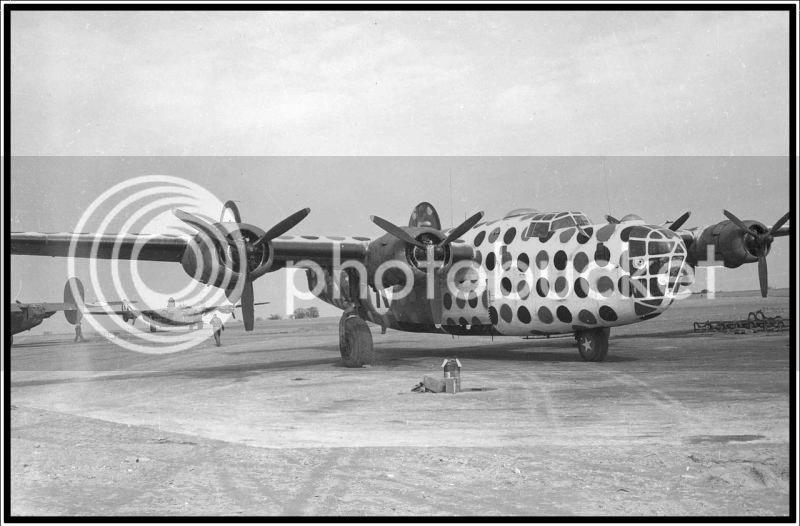 Yo los llamo tuneados de Aviones 1280px-First_Sergeant_B-24D_Assembly_Ship_or_Judas_Goat