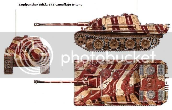 """Jagdpanther """"Late"""" (terminado 22-11-14) Jagdpanther"""