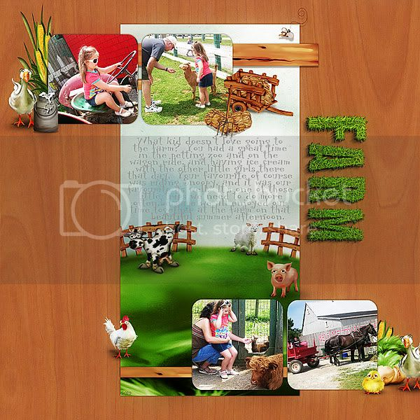 Brushed Prefab Kit 2 Template 8 Farmfjwd