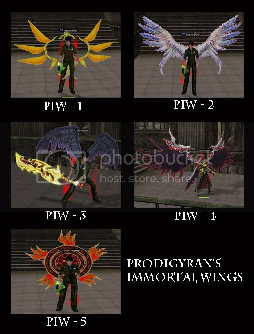 IMMORTAL WINGS Immortalwings