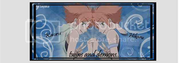 _♥  My dreams my life ♥_ Twinsanddemons