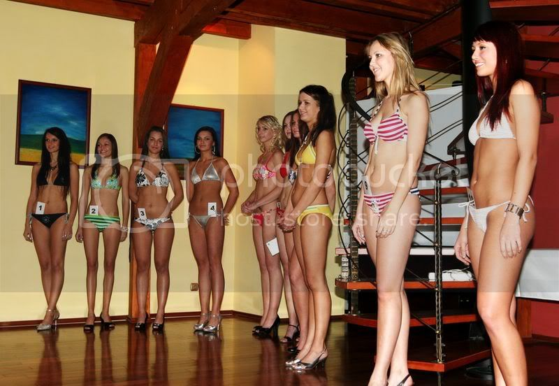 ROAD TO MISS SLOVAKIA WORLD 2010 Casting17