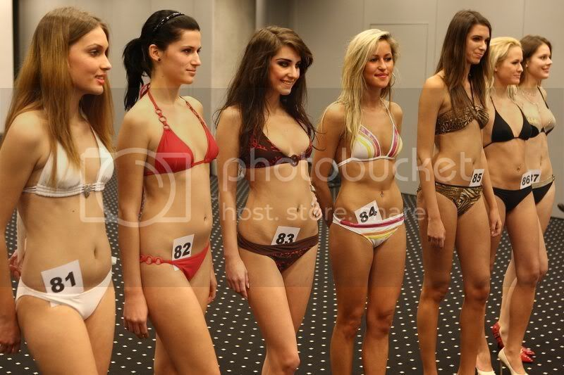 ROAD TO MISS SLOVAKIA WORLD 2010 Casting4