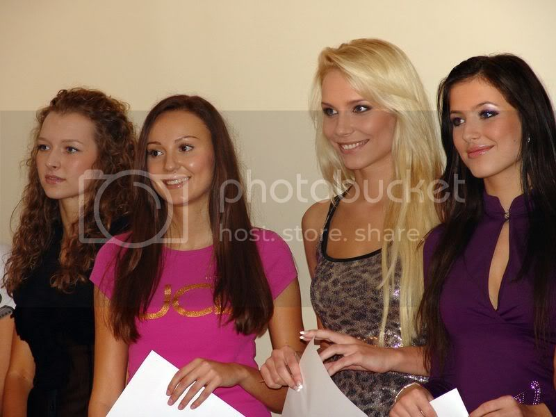 ROAD TO MISS SLOVAKIA WORLD 2010 Casting8