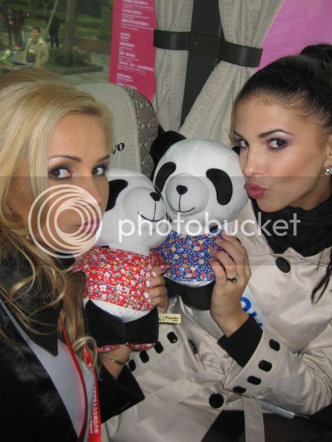 Sona Skoncova - Miss Slovak Republic International 2009 (Official Thread) - Page 3 Ja20a20poland20panda202