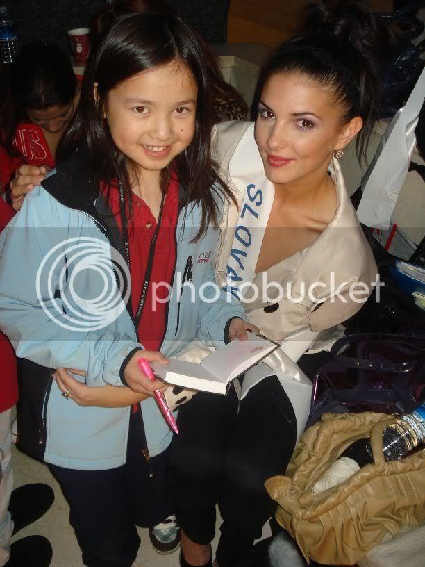 Sona Skoncova - Miss Slovak Republic International 2009 (Official Thread) - Page 3 Ja20babo