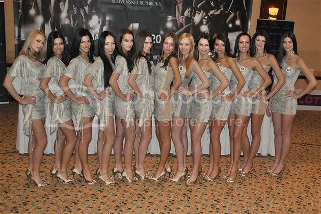 MISS UNIVERSE SLOVAK REPUBLIC 2011 - The Live Telecast Here Komplet