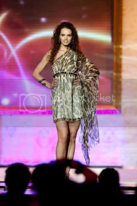 Martina Davidova, Miss World Cup Delegation 2010 Contestant for SLOVAKIA Mata1