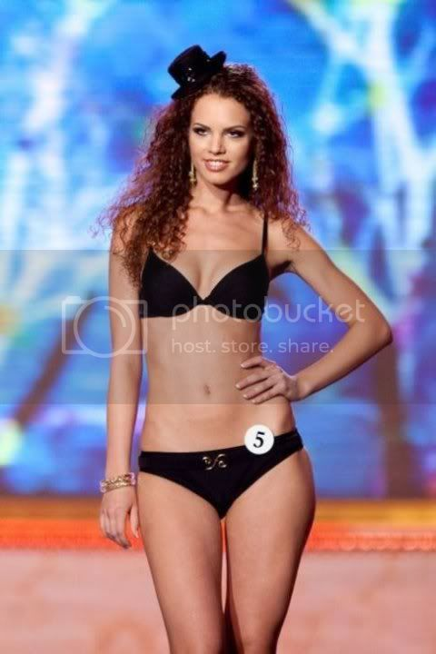 Martina Davidova, Miss World Cup Delegation 2010 Contestant for SLOVAKIA Mata2