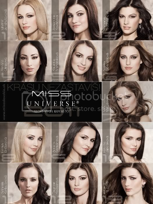 MISS UNIVERSE SLOVAK REPUBLIC 2011 - The Live Telecast Here MisskyU
