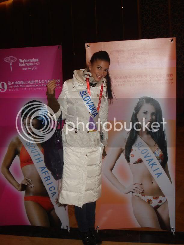 Sona Skoncova - Miss Slovak Republic International 2009 (Official Thread) - Page 4 Sona20plavky