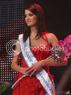 MISS UNIVERSE SLOVAK REPUBLIC 2010 - LIVE -ANNA AMENOVA !!!!!!!! - Page 4 Timea1