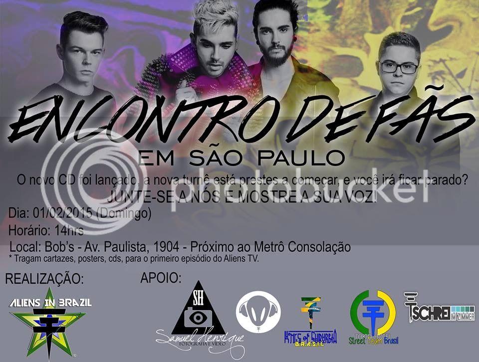 Encontro de fãs em São Paulo 01/02/2015 Imagejpg1