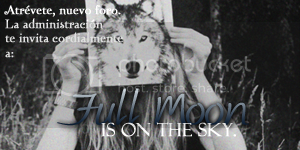 Nuevo Foro: Full Moon Is On The Sky. Full2