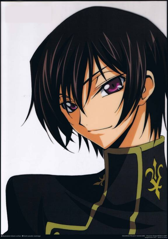 Code Geass Pictures - Page 2 Lelouch2