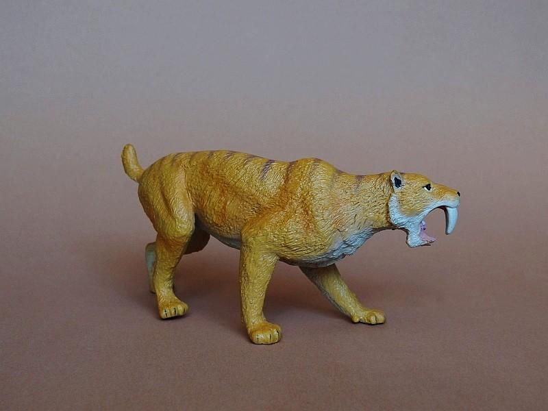 Favorite - Prehistoric Life Softmodel - Smilodon fatalis FavoriteSmilodon08
