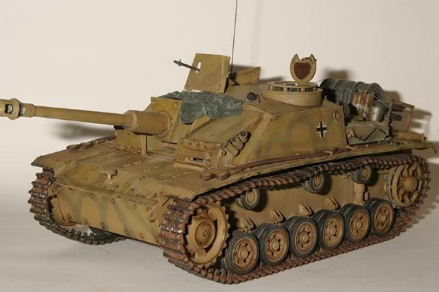 Vendo 2 miei carri armati 1/16 St4-1