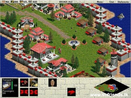 Game Age of Empires I Empires_1