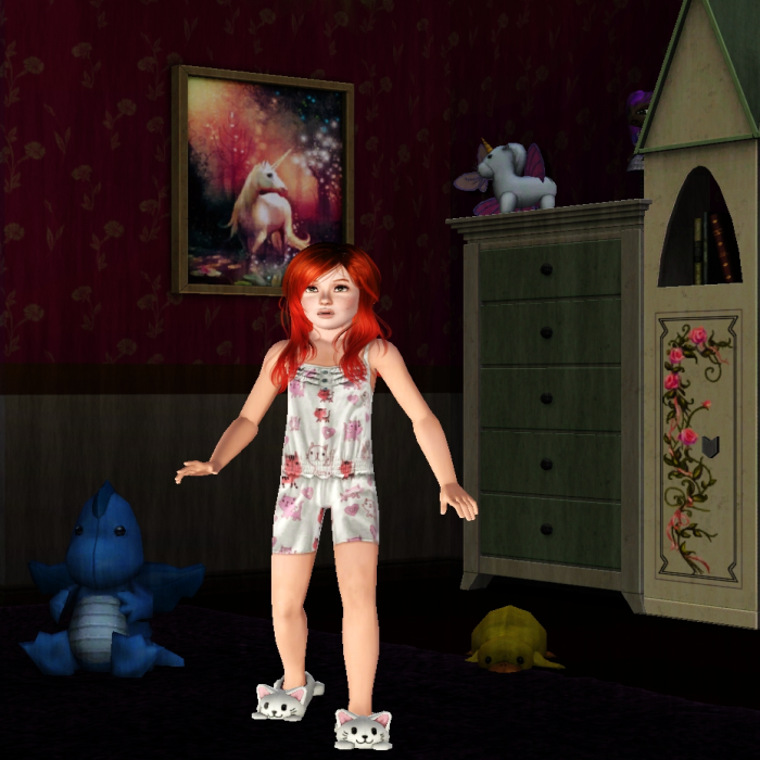 Susan Cole  child sim Screenshot-63