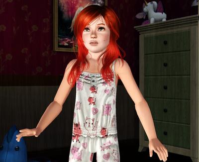 Susan Cole  child sim Screenshot-65-1