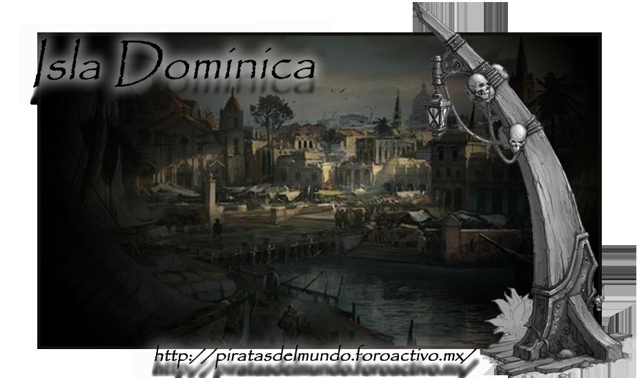 Bienvenidos a Isla Dominica DOMINICA