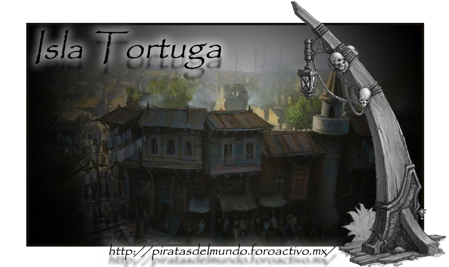 Bienvenidos a Isla Tortuga TORTUGA