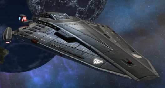 Ships that Carry the Shadow's Name SHADOW3