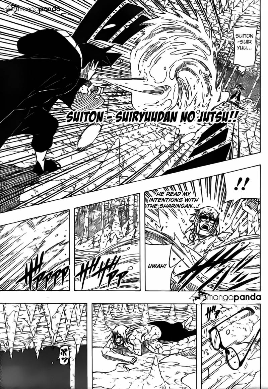 Itachi Uchiha Vs Hiruzen Sarutobi Naruto-3325139