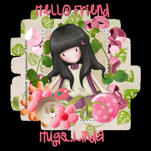 ♥.·:* Pauline's Mailbox *:·.♥  Linda_hellofriend-1