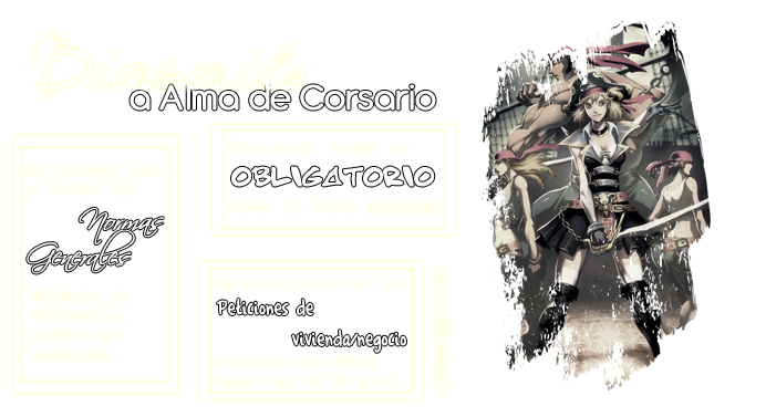 Alma de Corsario - Portal Alma